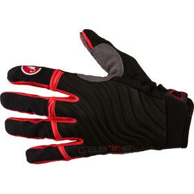 Castelli CW 6.0 Cross Cykelhandsker Herrer, black/red